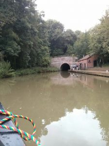 Blisworth, tunnel, canal, grand union
