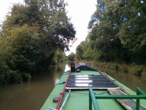 Grand Union, canal, 2016, narrowboat