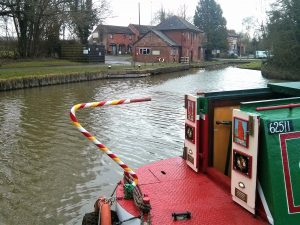Welford Wharf, grand union, welford arm, narrowboat