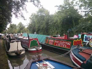 Braunston, historic boats, narrowboat, signwriting