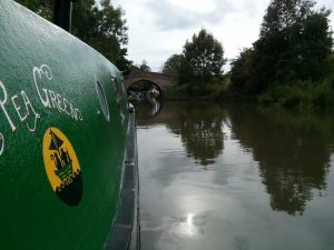 Braunston, narrowboat, signwriting
