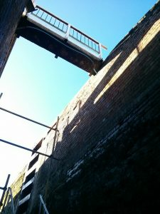 Foxton, CRT, lock, open way, grand union, canal