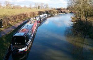 foxton, narrowboat, locks, lock-keeper, Leicestershire, Grand Union ,