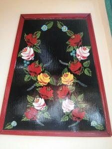 bow doors, canal art