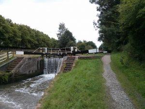 locks, canal, braunston