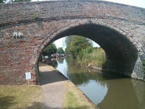 Braunston bridge