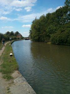 Braunston, locks, Northamptonshire