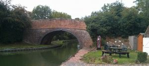 stoke golding wharf, leicestershire