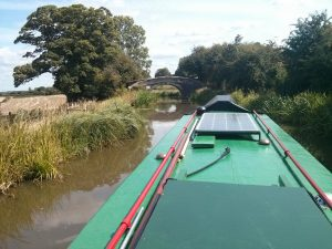 ashby canal, leicestershire, rural