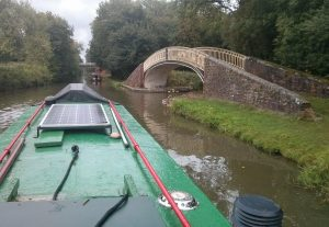 iron bridge, oxford canal,