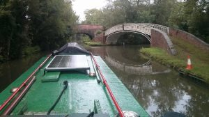 oxford canal, bridges, iron, deadend