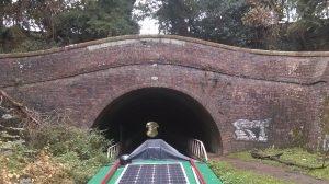 newbold, tunnel, footpath, oxford canal