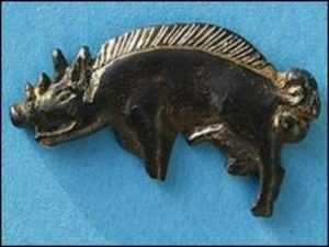 bosworth boar, richard iii, silver, bosworth, battlefield