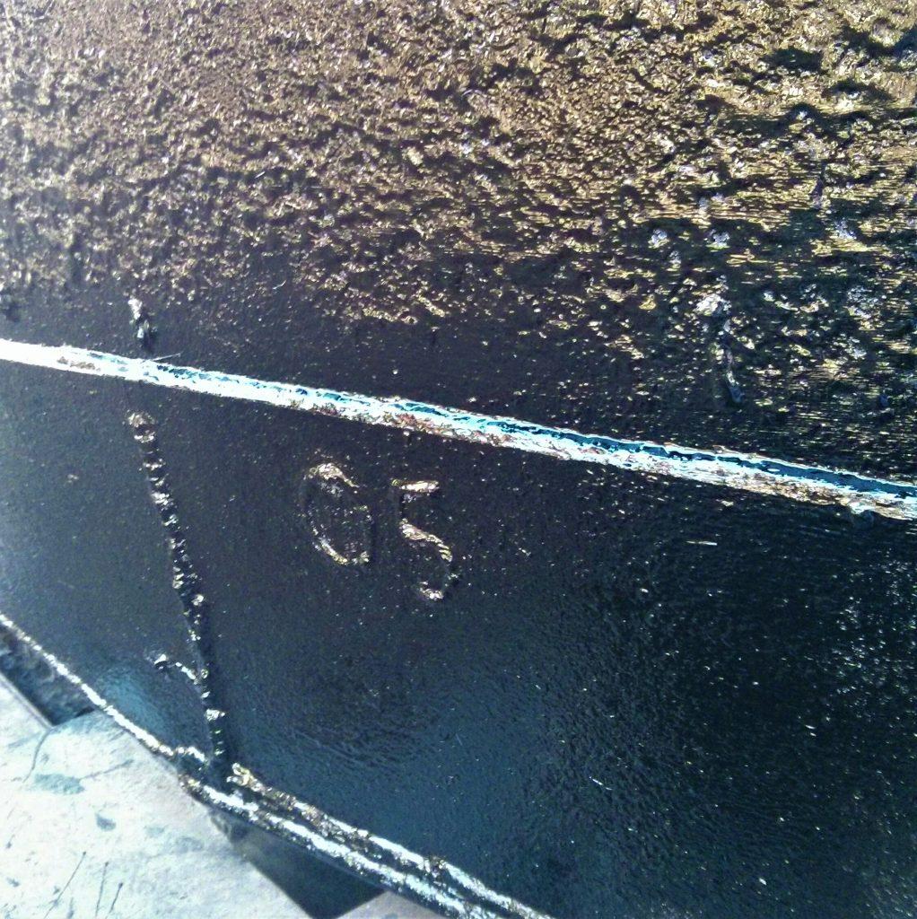 narrowboat, welding, overplating