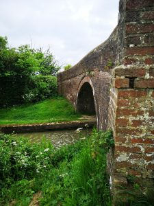 canal bridge, bridge, leicester line, canal