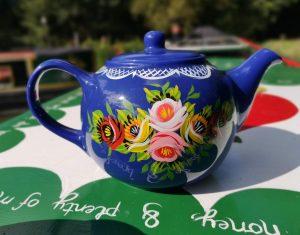 canalart teapot